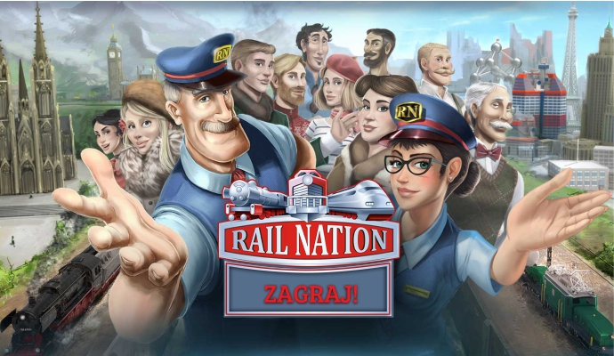 Zagraj w Rail Nation